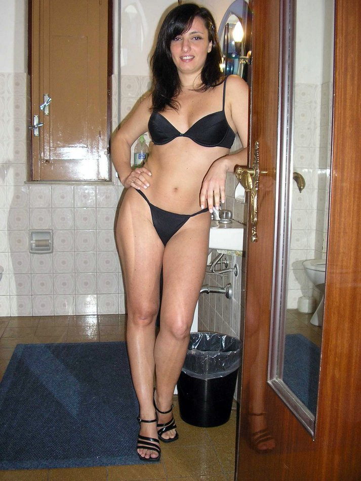 Amateur milf hot