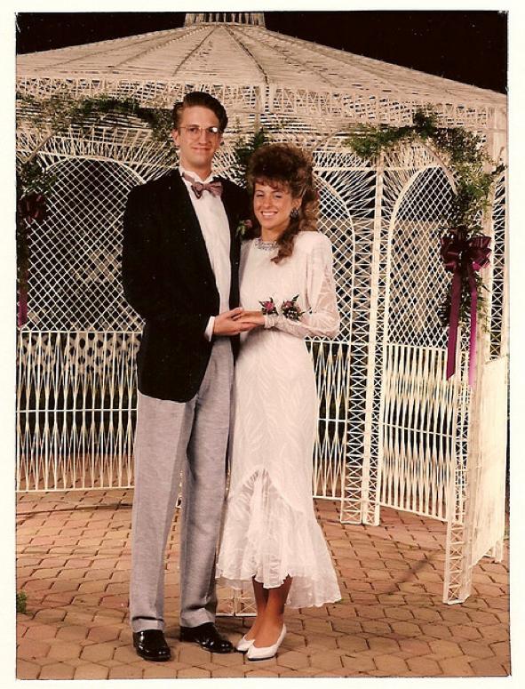 Awkward 80s Prom Portraits - Gallery | eBaum\'s World