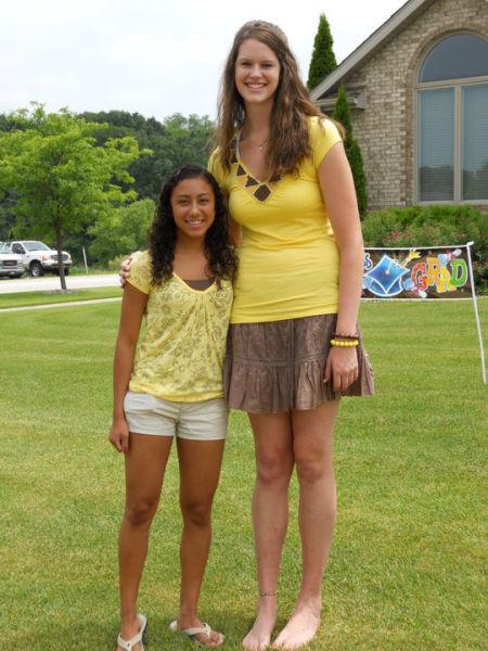 Too Tall Women - Part 2 - Gallery | eBaums World