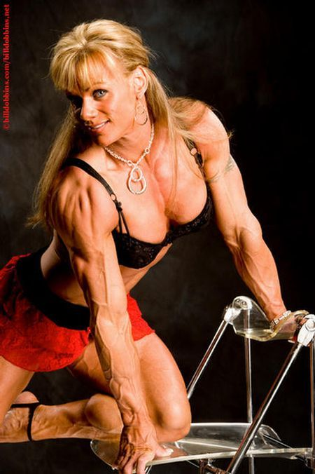 Sey Female Bodybuilders