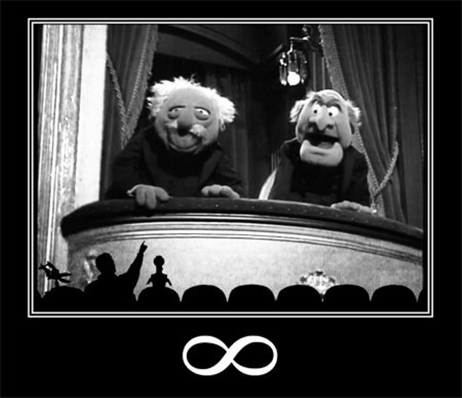 50 Best Statler And Waldorf Images On Pinterest: DeMo Round 2 - Gallery