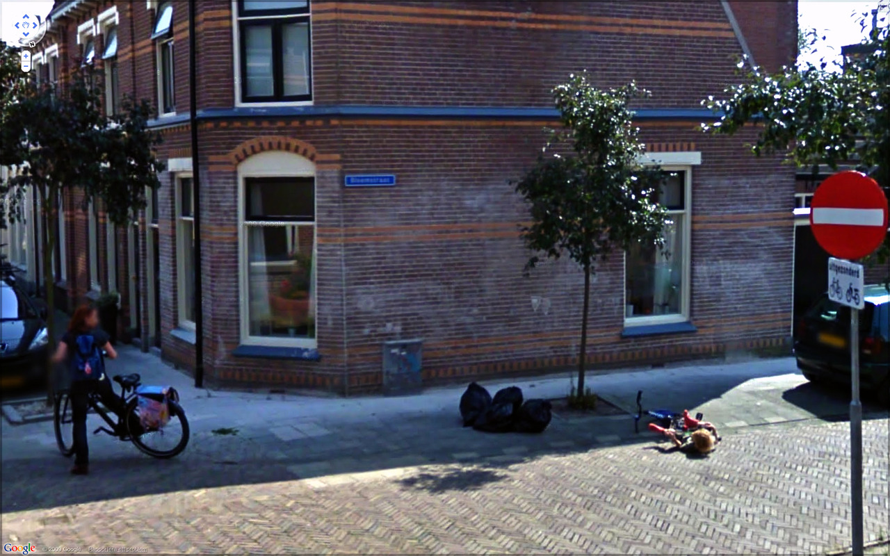 Sh sh show me my house on google earth - 63 Awesome Life Snapshots Captured By Google Street View