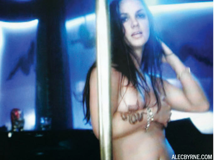 britney spears gimme more nude