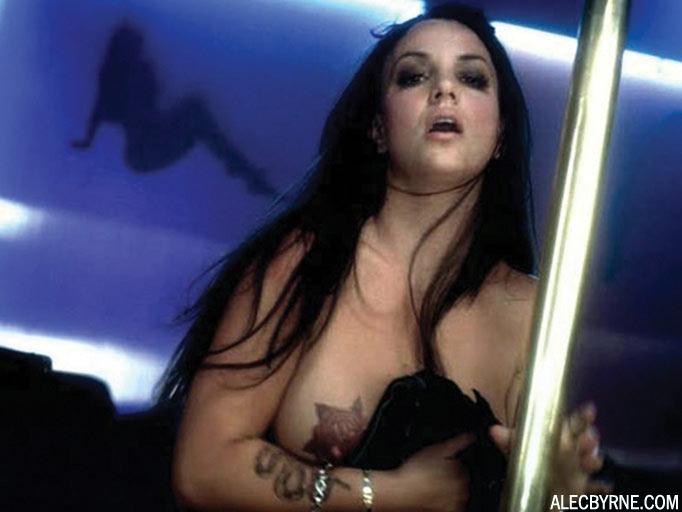 kevin kline naked shower
