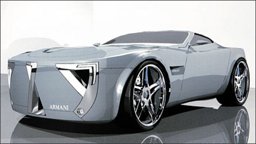 Captivating 3   Slick Concept Cars And One Air Car