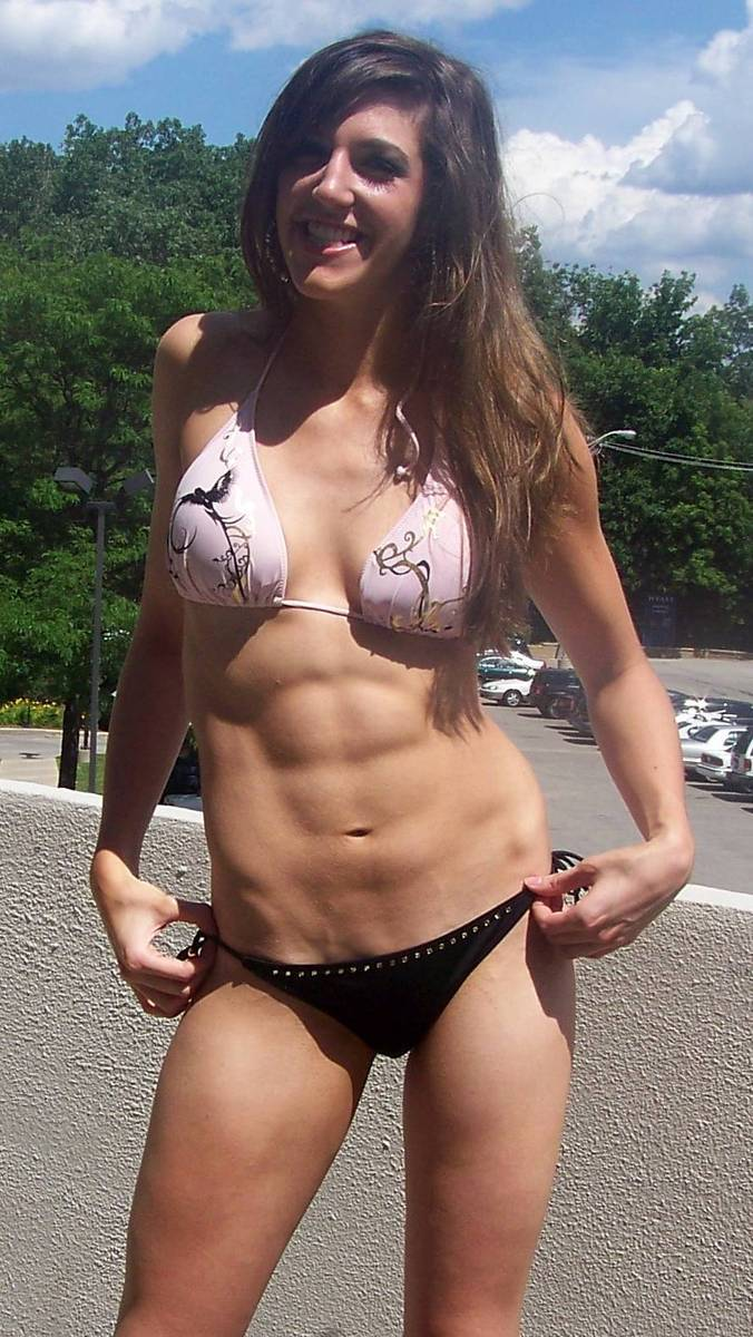 Girls with abs porn galleries, nakef female athletes