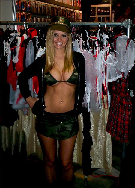 from Ezequiel girls in sluty costumes