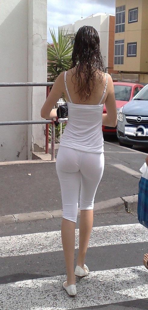 Yoga Pants White Yoga Pants Picture