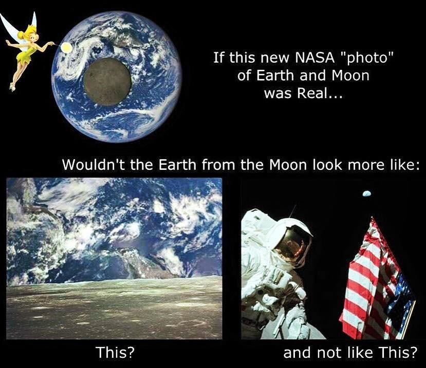 85260316 35 flat earth memes that are hard to argue! wtf gallery
