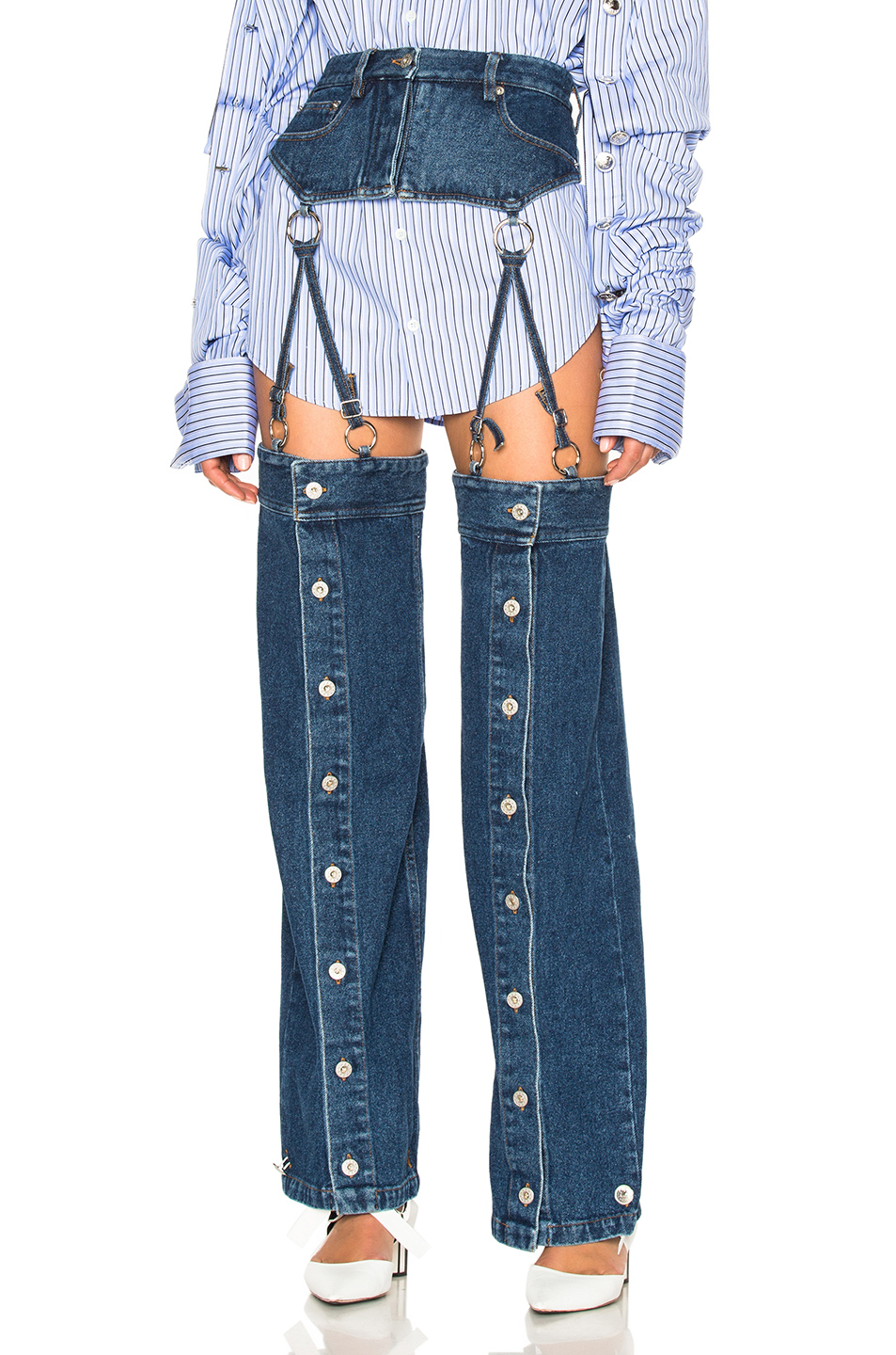 Detachable Jeans Prove The Fashion Industry Is Just Ridiculous - Funny Gallery | eBaumu0026#39;s World