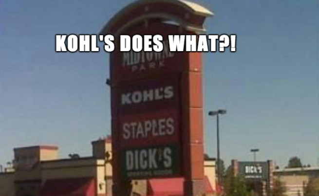 24 - Shocking confession in the sign for Kohl's