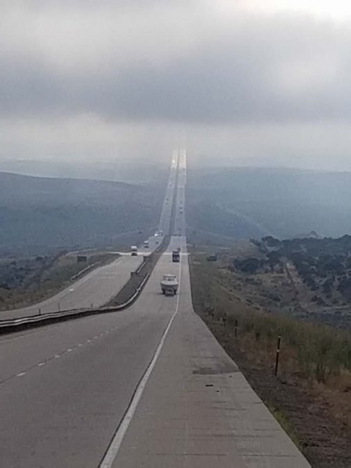 "3 - In Wyoming, you can drive on this road nicknamed ""Highway to Heaven""."