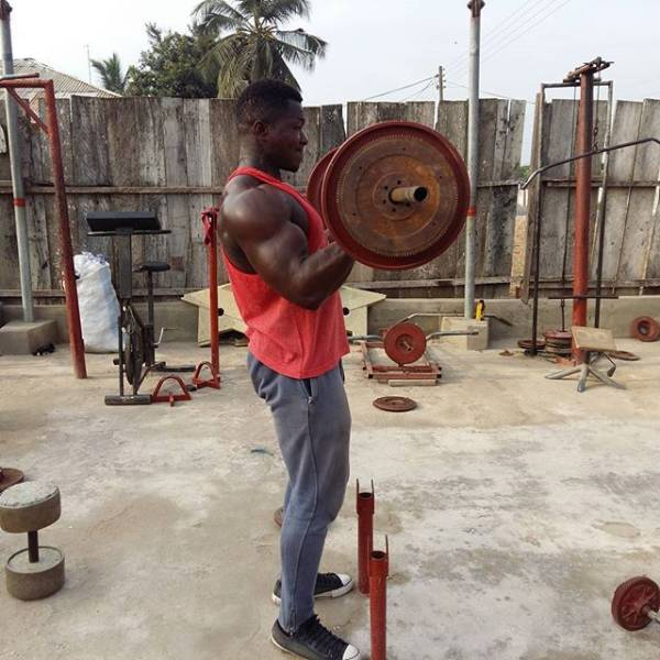 11 - In Africa They Don't Need A Real Gym –