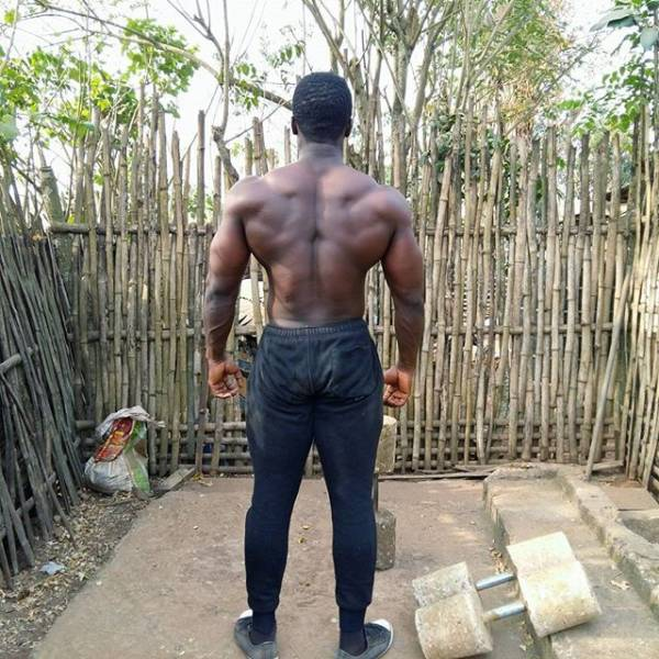 15 - In Africa They Don't Need A Real Gym –
