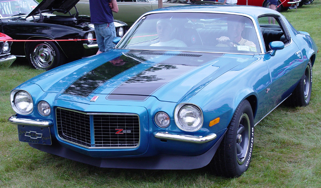 Chevy Camaro 67-81 - Gallery | eBaum\'s World
