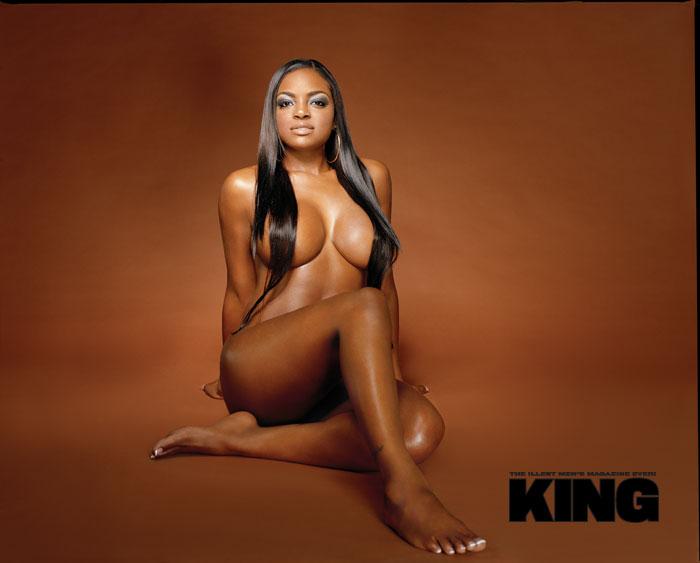 Fantasy Nude black king mag idea