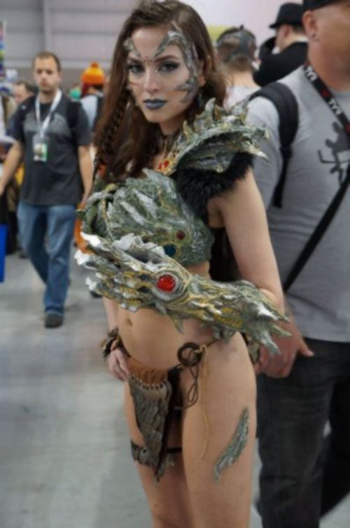 12 - 52 Instances Of  Sexy Cosplay
