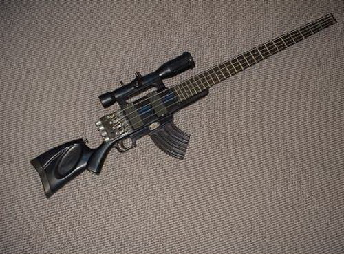 Cool Bass Guitars