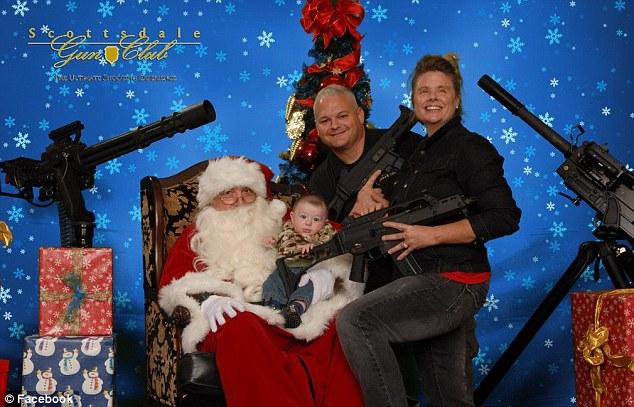 Merry Christmas, NRA! - Gallery | eBaum's World
