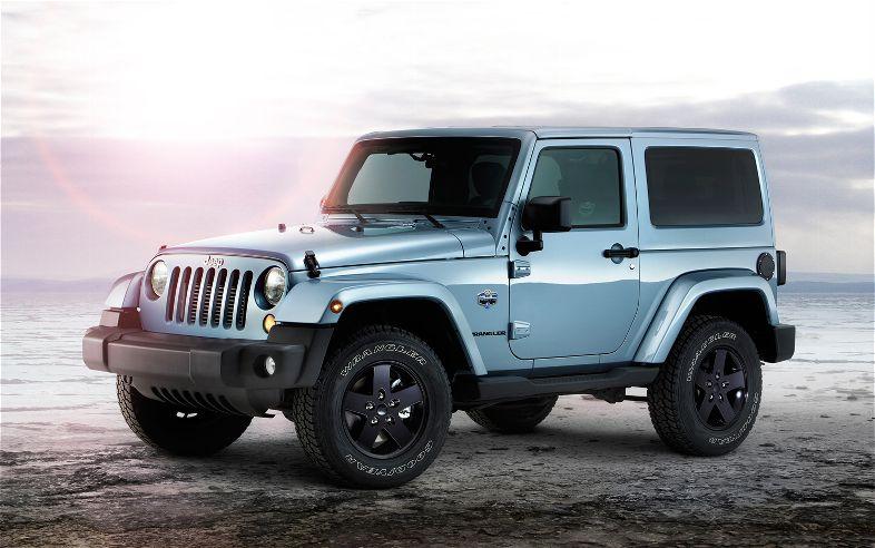 1   2012 Jeep Wrangler Arctic Edition   2 Door And 4 Door Models