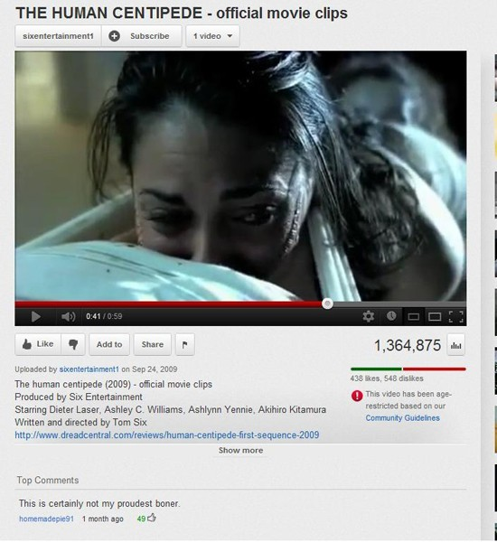 > YouTube comment wins - Photo posted in Wild videos, news, and other media | Sign in and leave a comment below!