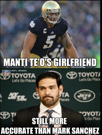 Manti te online dating hoax