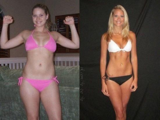 Women Body Transformations
