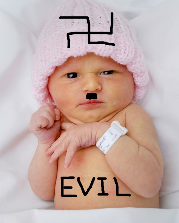 Evil Baby - Picture