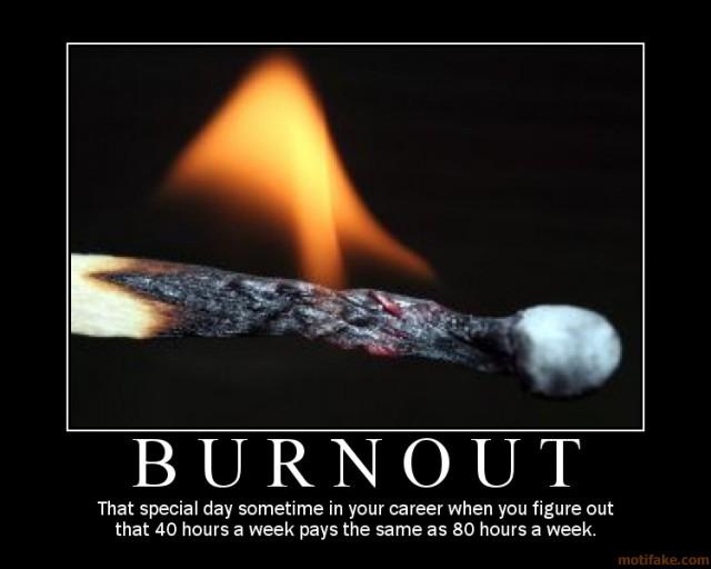 Image result for burnout at work meme