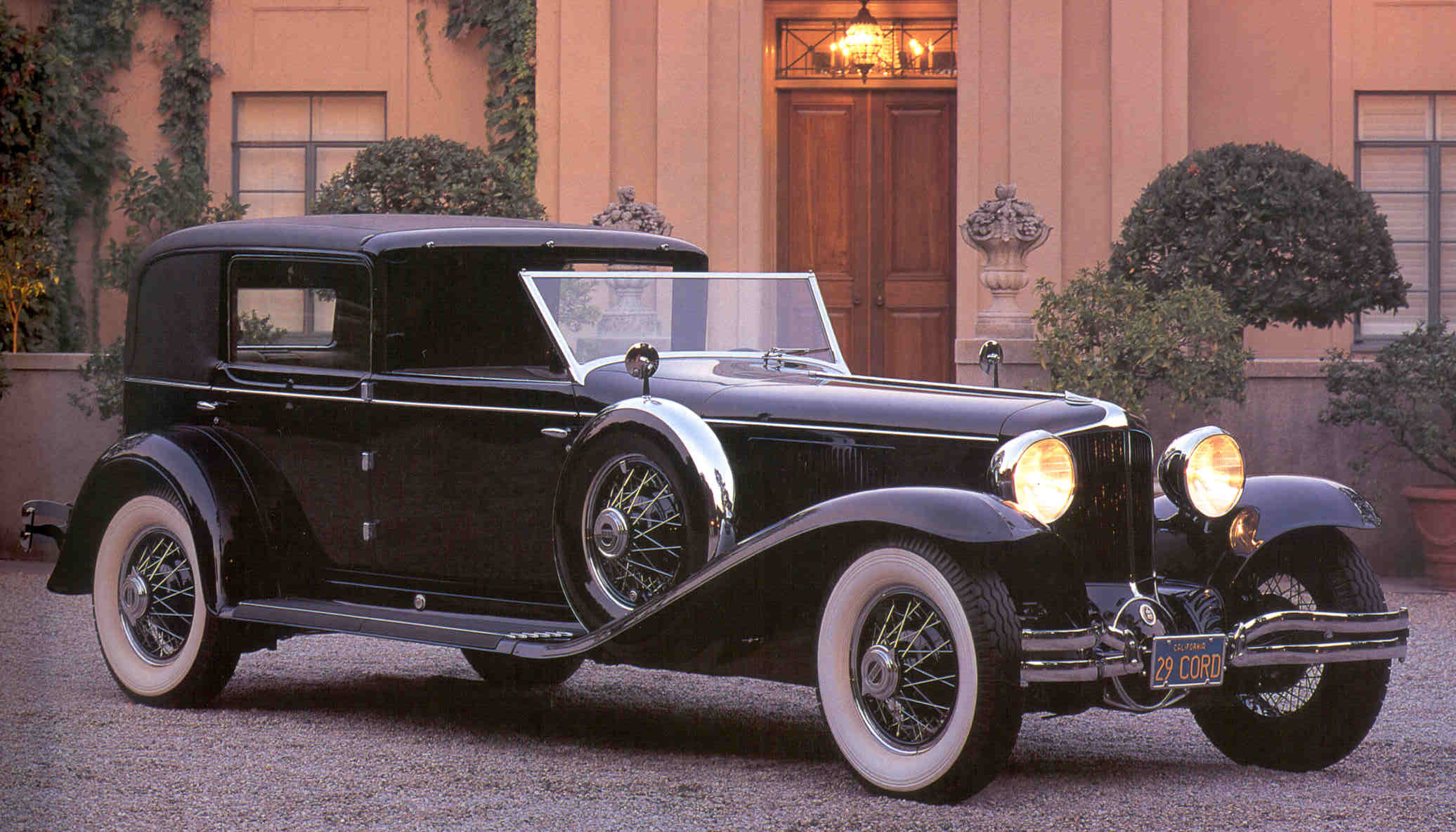 Early Speed amp Opulent Luxury  The Great Cars  front
