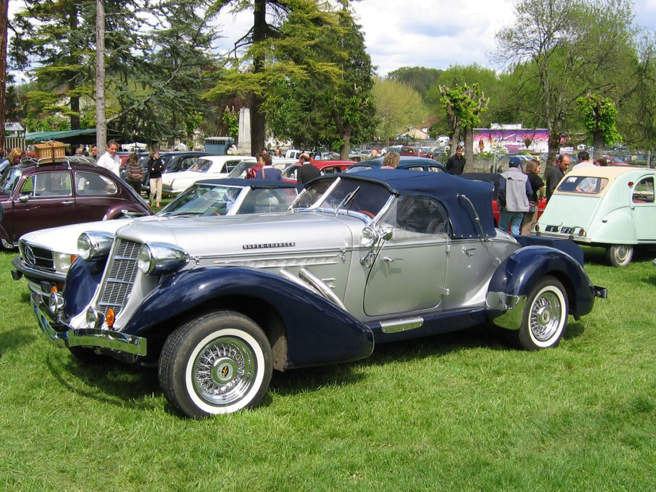 Cars Of 1936 - Gallery