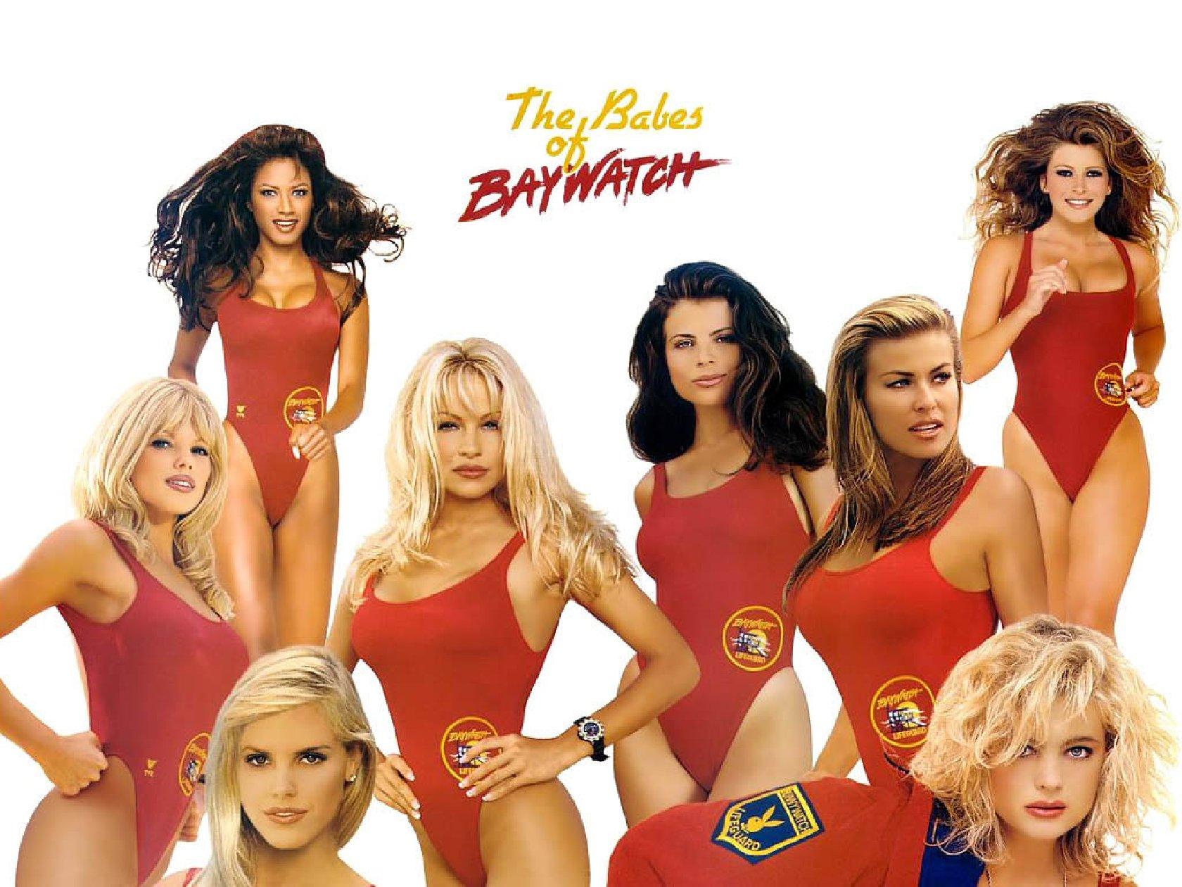 baywatch serial cast