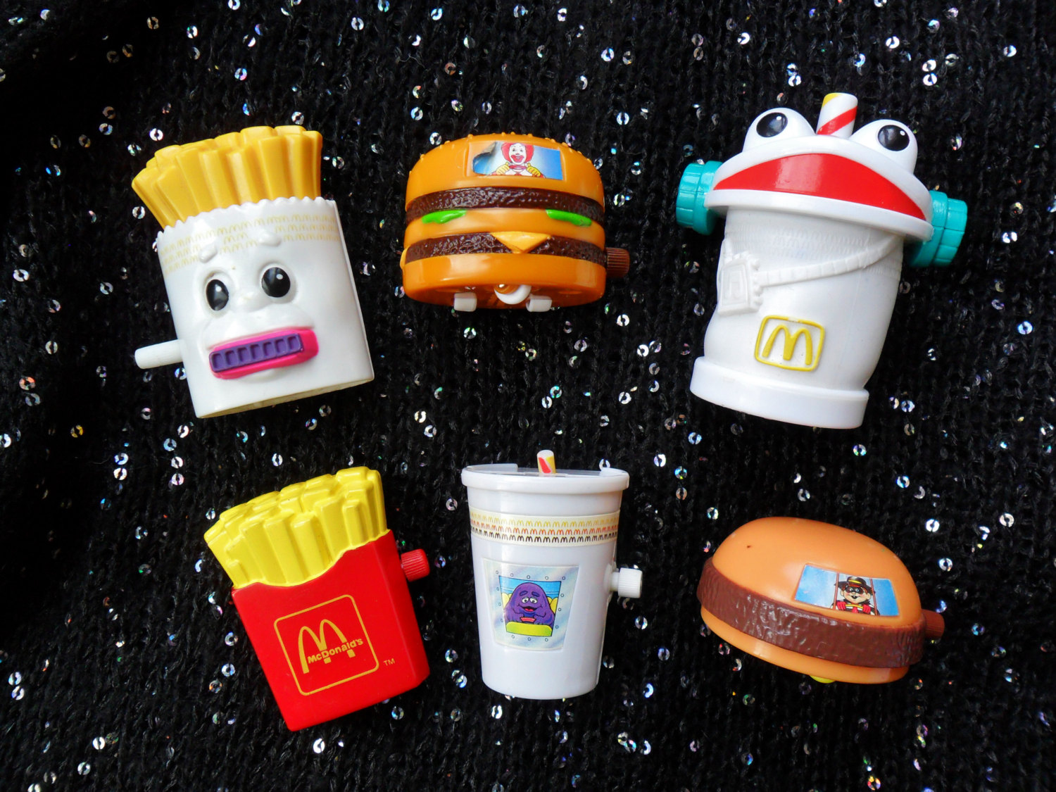 Fast Food Toys : Things we miss about the s pop culture gallery