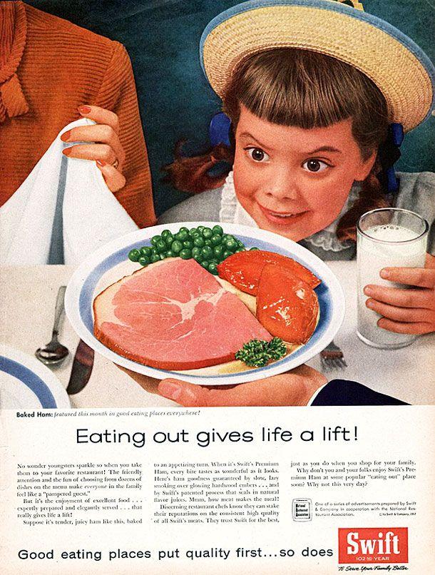 32 Creepy Vintage Ads