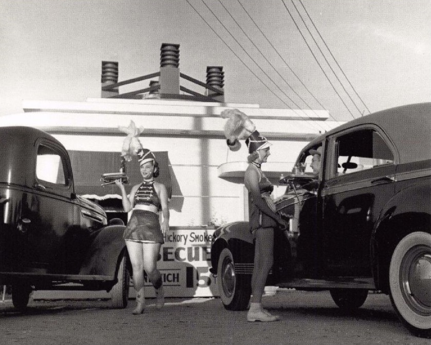 Car Hop Locations: 20 Intriguing Historical Pictures You May Not Have Seen