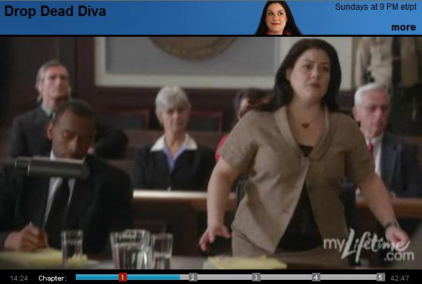 Drop dead diva picture ebaum 39 s world - Drop dead diva 7 ...