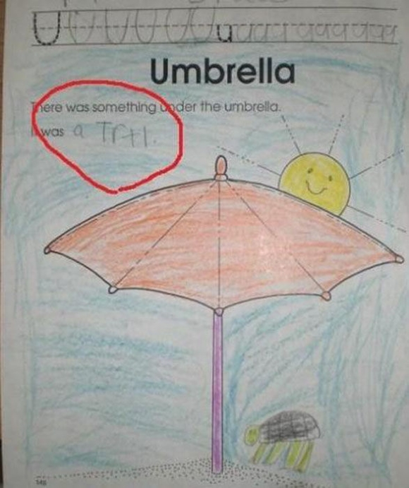 3 amusing kids drawings - Fun Drawings For Kids