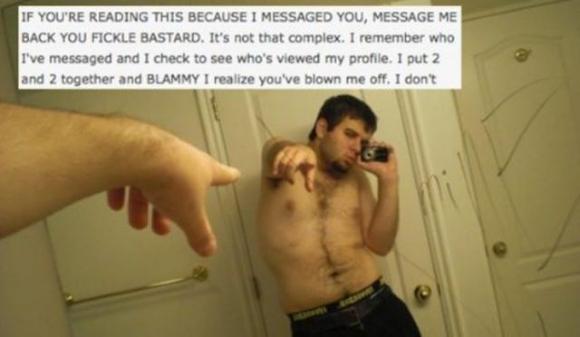 dating online weird