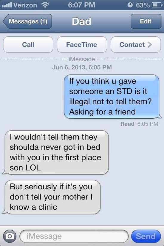 prank std texts to parents gallery ebaum s world