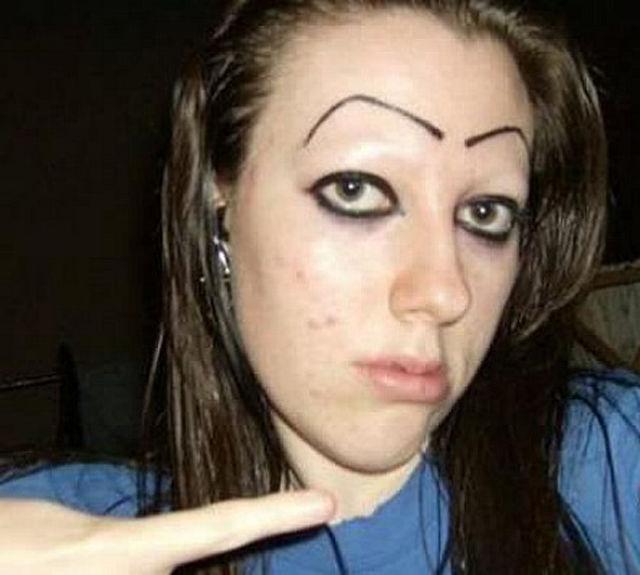 Crazy Eyebrows Gallery Ebaums World