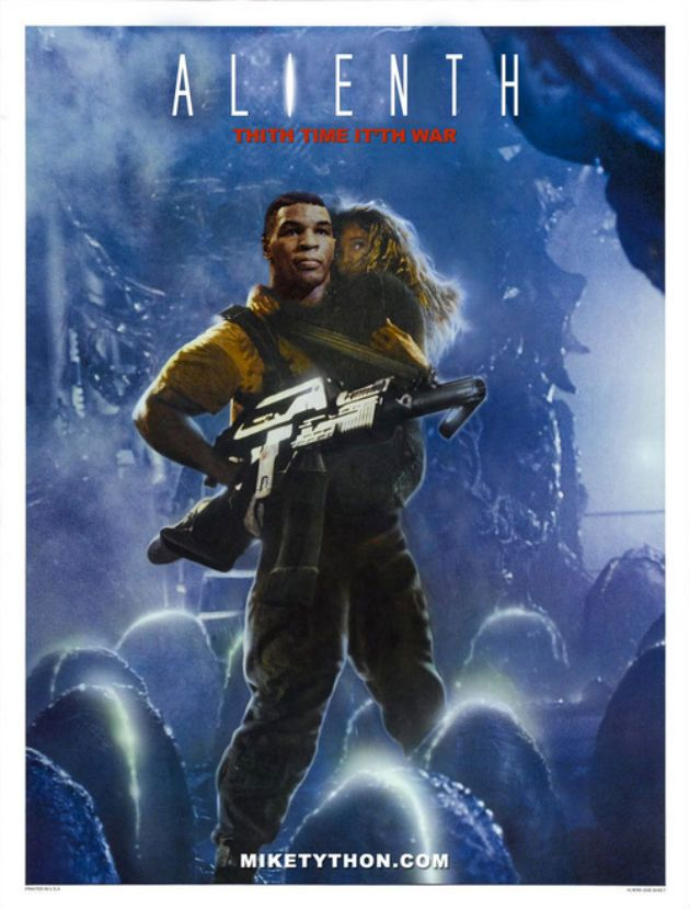 movies posters with mike tyson gallery ebaum s world