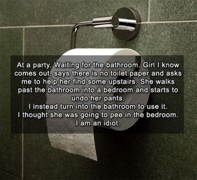 sex for Bathroom signals