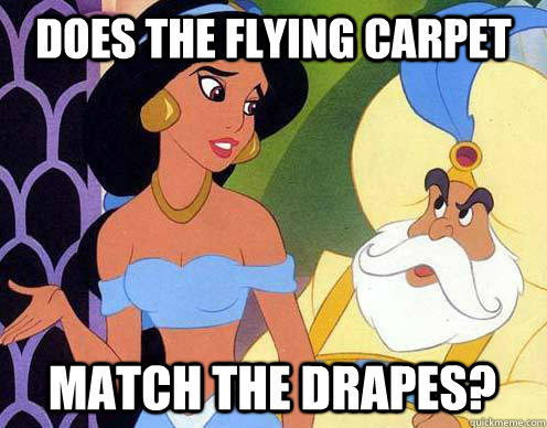Do The Curtains Match Carpet Integral