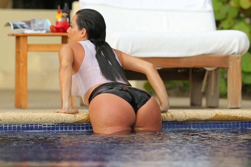 Yvette Lopez nackt beim Sex movied