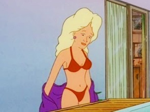 girl from king of the hill naked