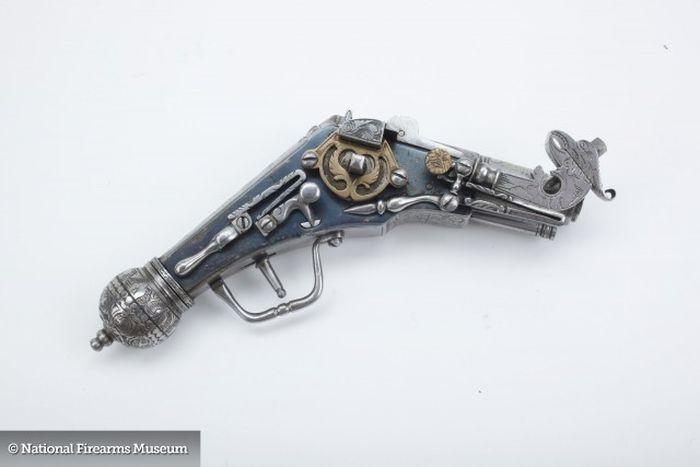 daf unique weapon by - photo #14