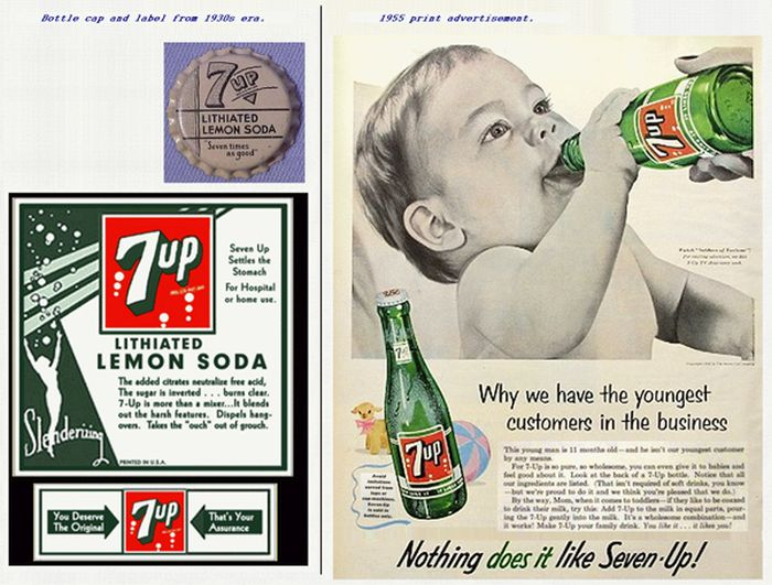 1 7up but with lithium