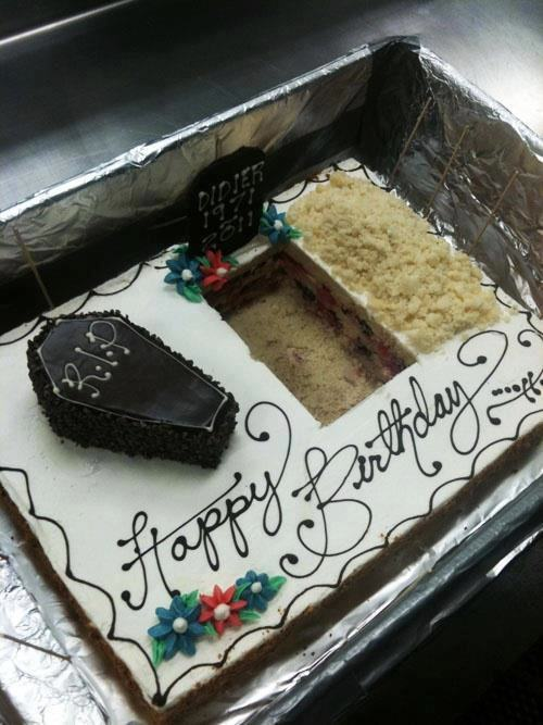 Clever And Funny Birthday Cakes Gallery Ebaums World
