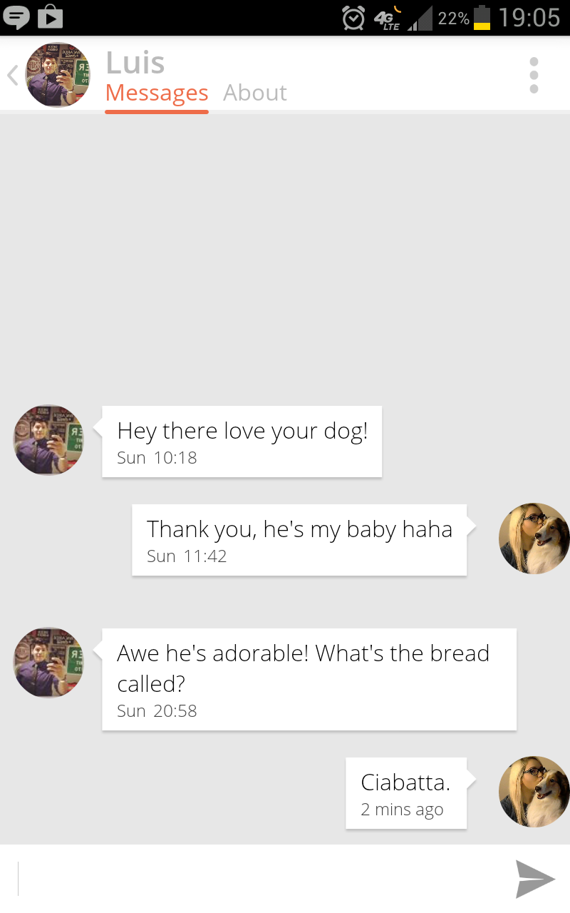 how to start a tinder conversation with a girl