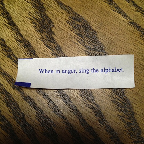 Completely Hilarious Fortune Cookie Messages